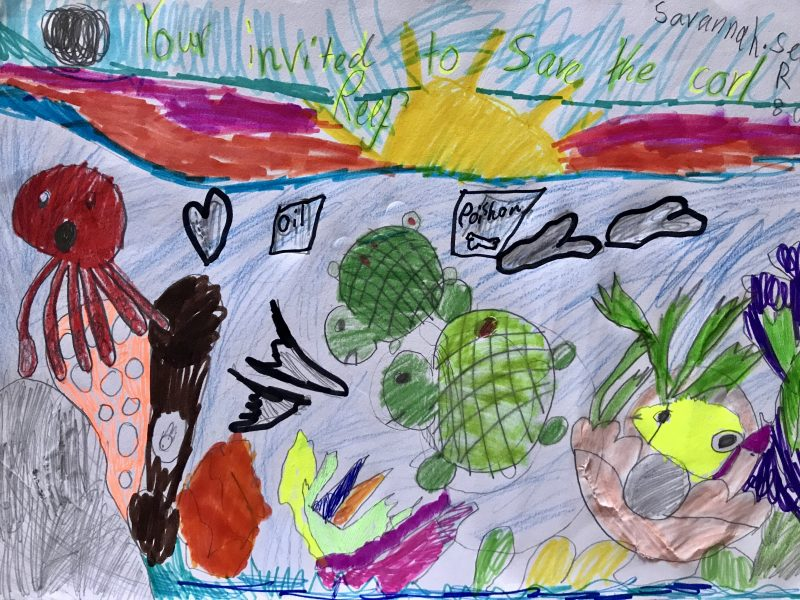 You're Invited to Save The Coral Reef - Kids Care About ...