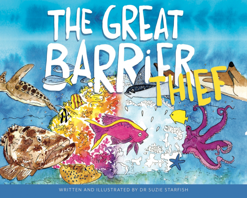The Great Barrier Thief
